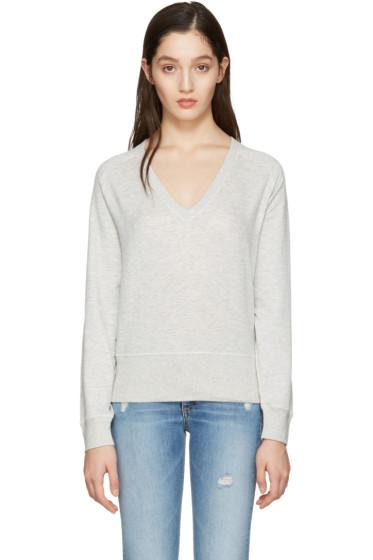 Rag & Bone - Grey Cozy Pullover