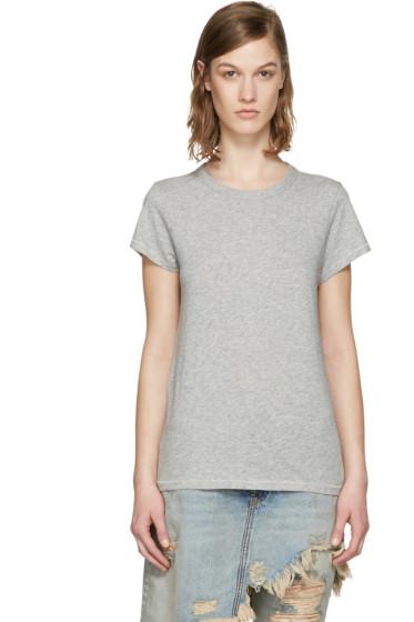 Rag & Bone - Grey 'The Tee' T-Shirt