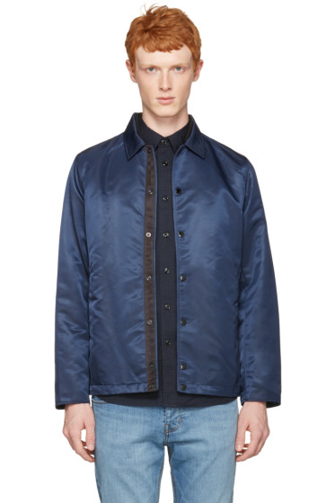 Rag & Bone - Navy Matty Jacket