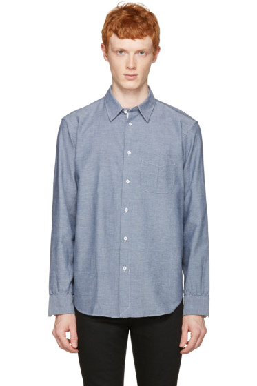 Rag & Bone - Blue Beach Shirt