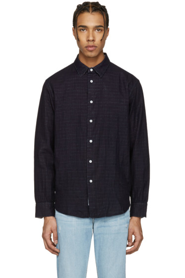 Rag & Bone - Indigo Beach Shirt