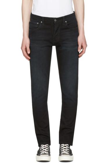 Nudie Jeans - Navy Grim Tim Jeans