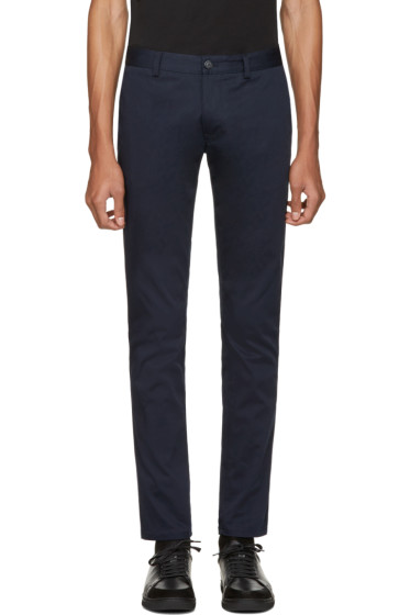 Tiger of Sweden - Navy Transit Chino Trousers