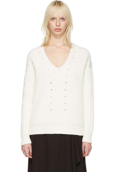 Acne Studios - Off-White Bernice Sweater