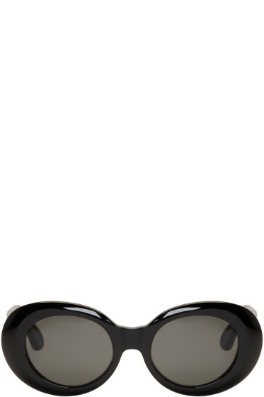 Acne Studios - Black Mustang Sunglasses