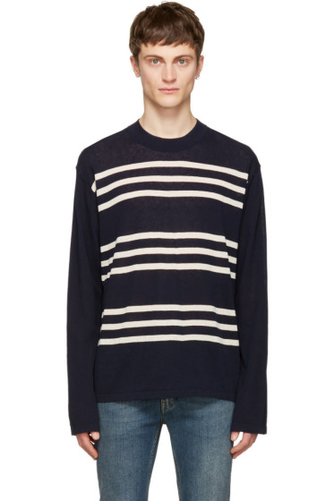 Acne Studios - Navy Kusaja Sweater
