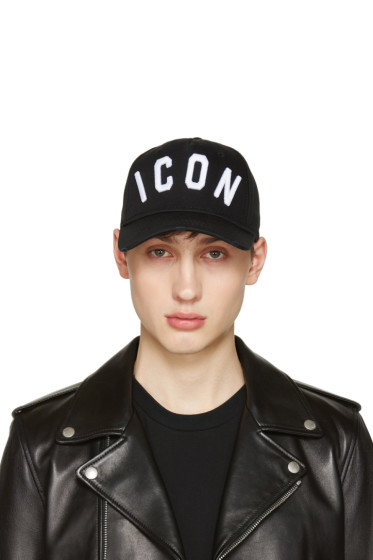 Dsquared2 - Black Icon Cap