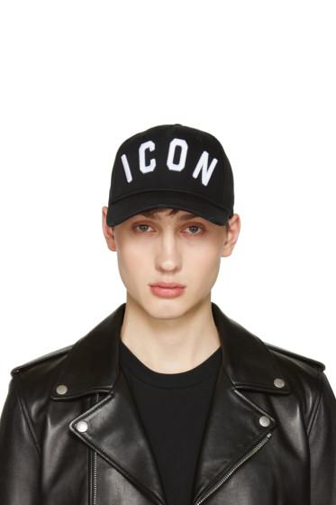 Dsquared2 - Black Icon Cap