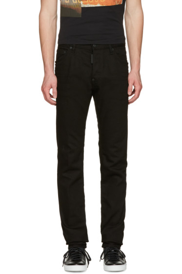 Dsquared2 - Black Cool Guy Jeans