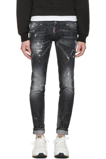 Dsquared2 - Black Clement Jeans