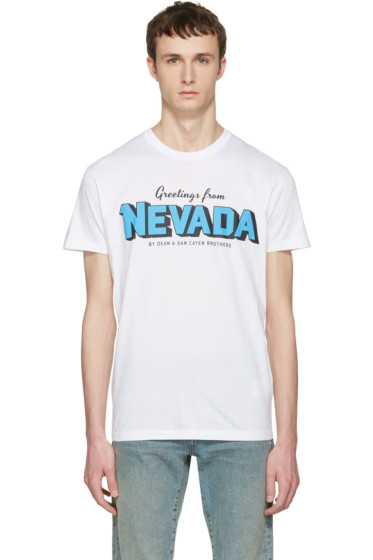 Dsquared2 - White Nevada T-Shirt