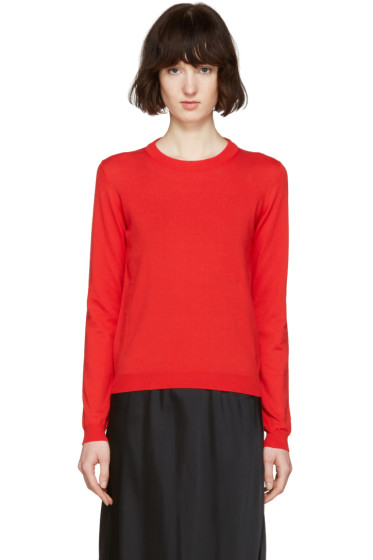 Maison Margiela - Red Gauge 14 Sweater