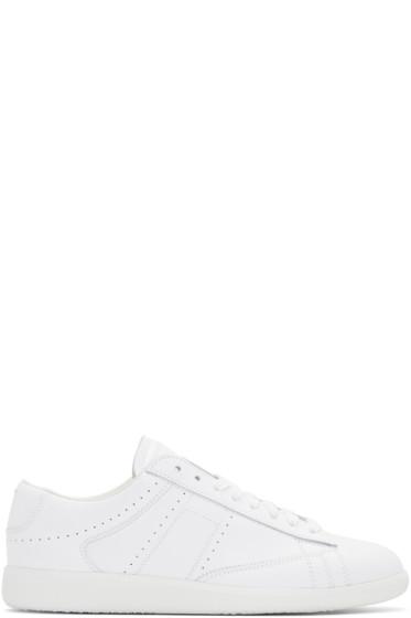 Maison Margiela - White Ace Sneakers