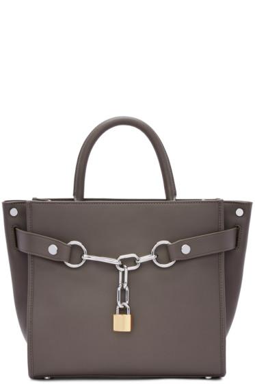 Alexander Wang - Grey Attica Bag