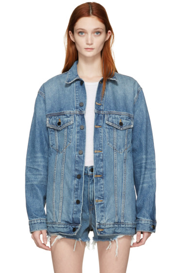 Alexander Wang - Blue Denim Daze Jacket