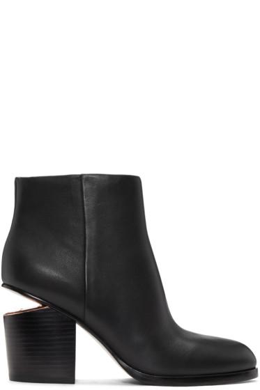 Alexander Wang - Black Gabi Boots