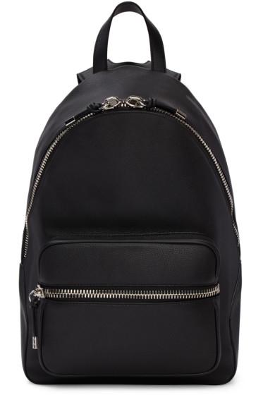 Alexander Wang - Black Leather Berkeley Backpack