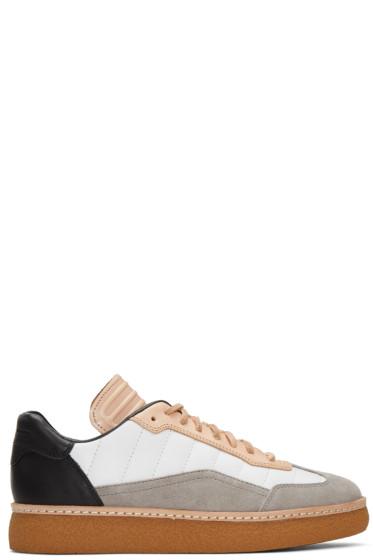 Alexander Wang - Multicolor Suede Eden Sneakers