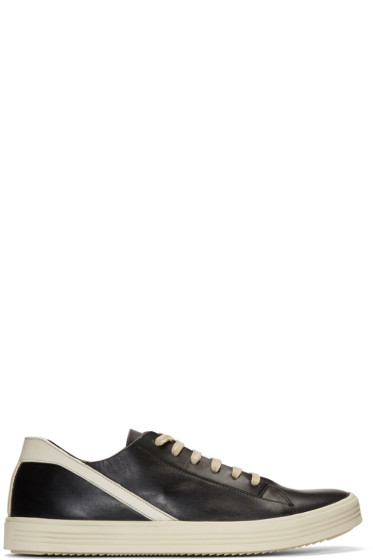 Rick Owens - Black Geotrasher Sneakers