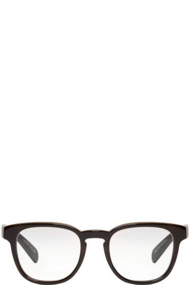Paul Smith - Brown Hadrian Glasses