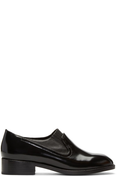 Opening Ceremony - Black Patent Maudd Loafers