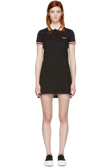 Givenchy - Black Polo Dress