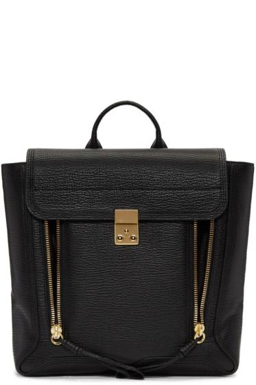 3.1 Phillip Lim - Black Pashli Backpack