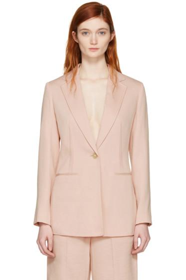 3.1 Phillip Lim - Pink Crepe Blazer
