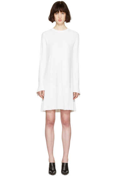 Proenza Schouler - White Drop Waist Dress