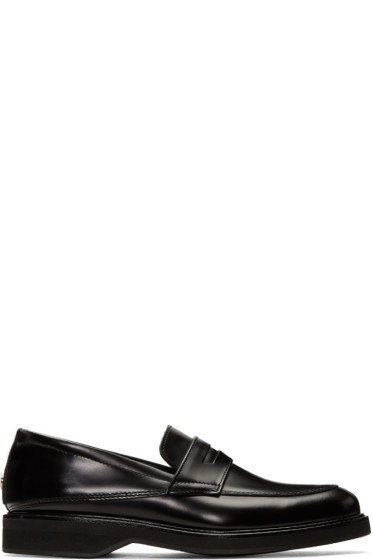 Want Les Essentiels - Black Marcos Loafers
