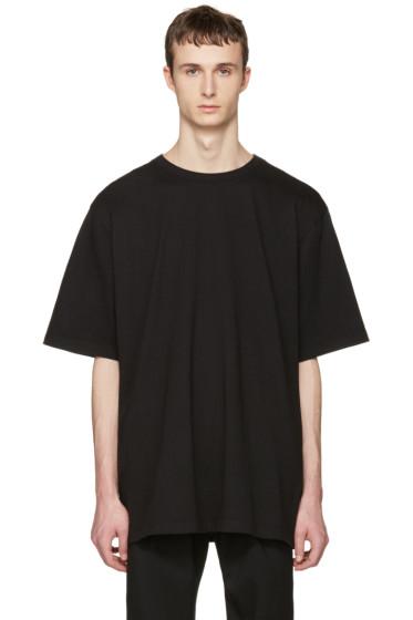 Juun.J - Black 'I Know Both' T-Shirt