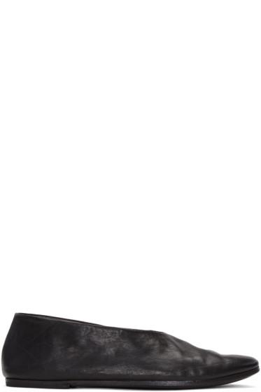 Marsèll - Black Coltellacio Ballerina Flats