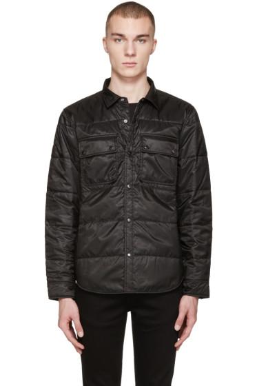 Burberry - Black Harkstead Jacket