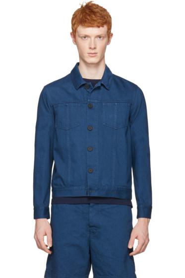 Marni - Blue Denim Jacket