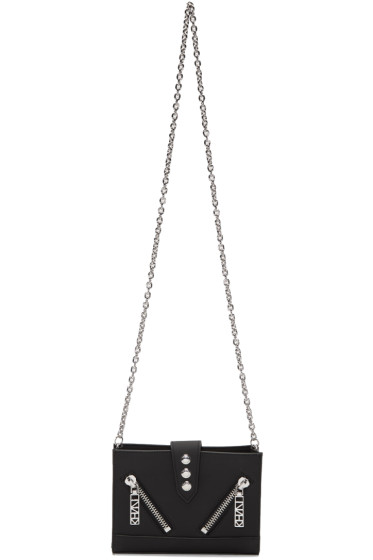 Kenzo - Black Kalifornia Chain Wallet Bag