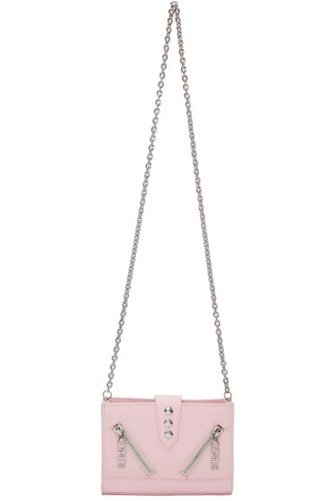 Kenzo - Pink Kalifornia Chain Wallet Bag