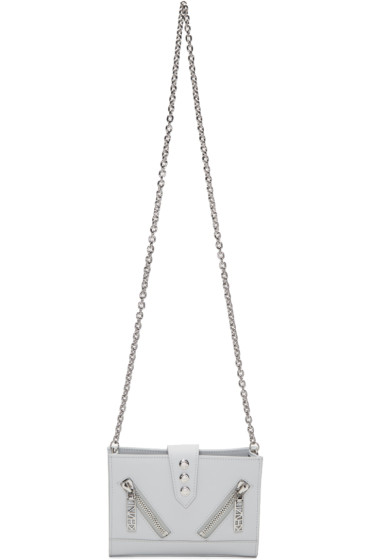 Kenzo - Grey Kalifornia Chain Wallet Bag