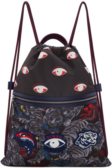 Kenzo - Multicolor Icons Rucksack