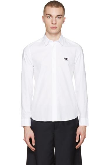 Kenzo - White Eye Shirt