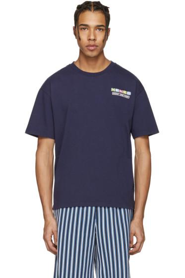 Kenzo - Navy Nasa Logo T-Shirt
