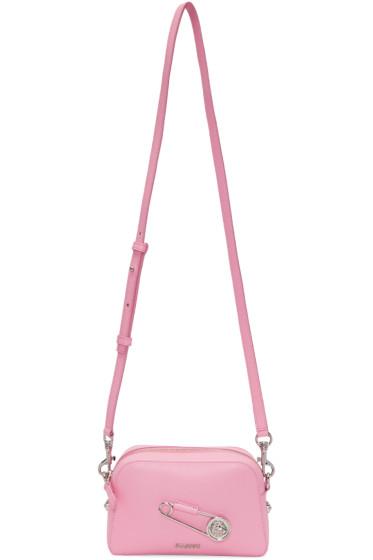 Versus - Pink Mini Safety Pin Bag