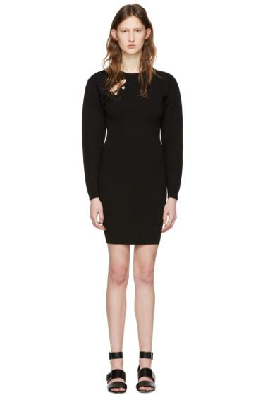 Versus - Black Double Pin Dress