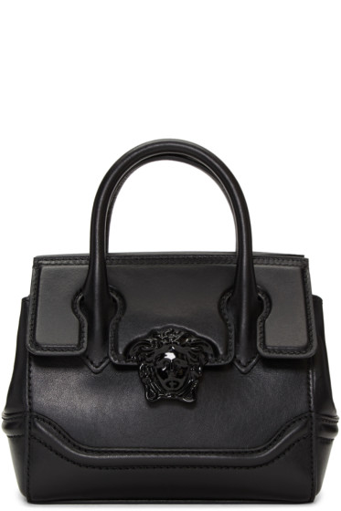 Versace - Black Mini Palazzo Empire Bag