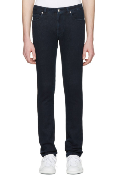 Versace - Navy Slim Jeans