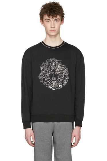 Versace - Black Medusa Pullover