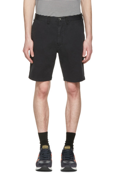 PS by Paul Smith - Black Standard Fit Shorts