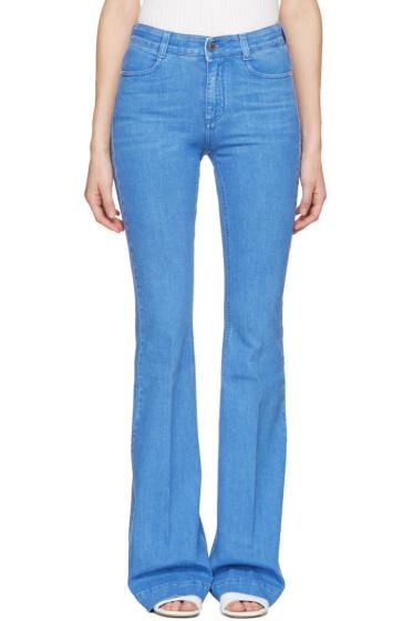 Stella McCartney - Blue '70s Flare Supreme' Jeans