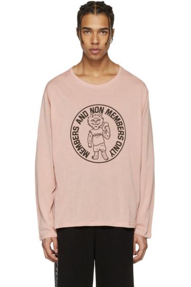 Stella McCartney - Pink Cat T-Shirt