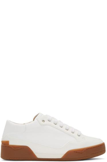 Stella McCartney - White Panelled Sneakers
