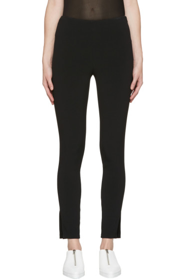 Calvin Klein Collection - Black Hugh Trousers